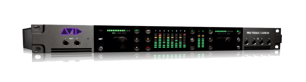 Avid Pro Tools Carbon Audio Interface