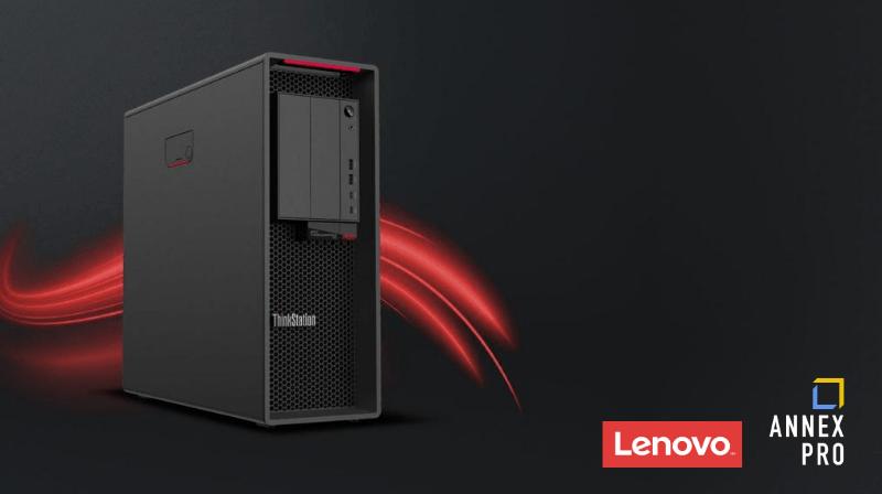 Lenovo ThinkStation P620 Threadripper Pro Workstation