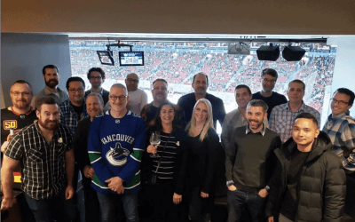 Vancouver Canucks Game Day Sponsored by Lenovo
