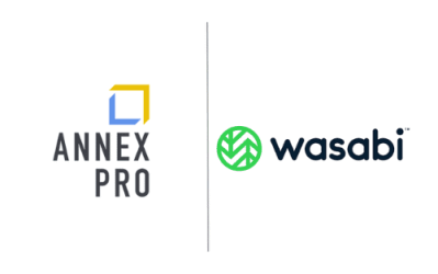 Annex Pro Joins Wasabi Partner Network to Deliver Cloud Storage to Media Organizations Across North America