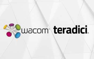 "New: Wacom & Teradici Bundle Enables ""On Premise"" Experience for Remote Creative Artists (Exclusively from Annex Pro!)"