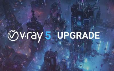 LIMITED-TIME V-RAY 3 TRADE-IN PROMO