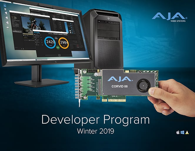 AJA Developer Program