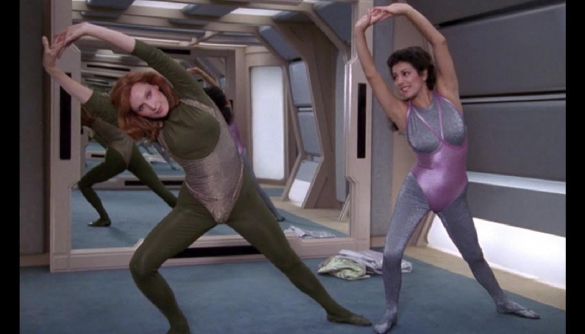 Deanna Troi, unsung feminist and fashion hero of Star