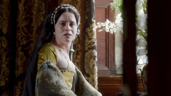 claire foy anne boleyn wolf hall