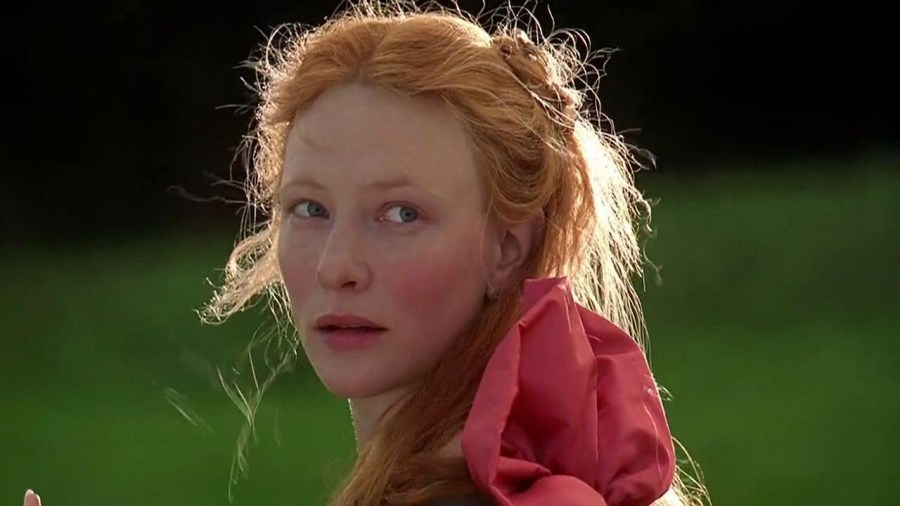 cate blanchett as young queen elizabeth i