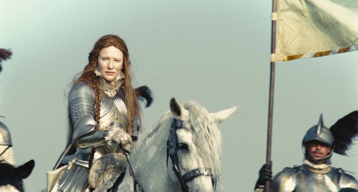 Cate Blanchett as Elizabeth in Elizabeth: The Golden Age (2007)