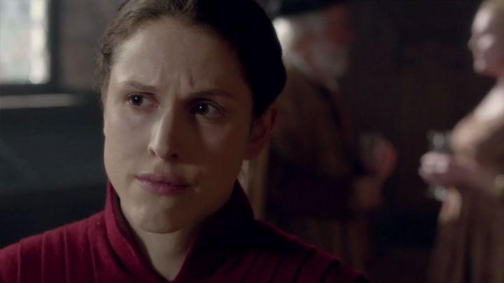 Amanda Hale as Margaret Beaufort in The White Queen (2013)