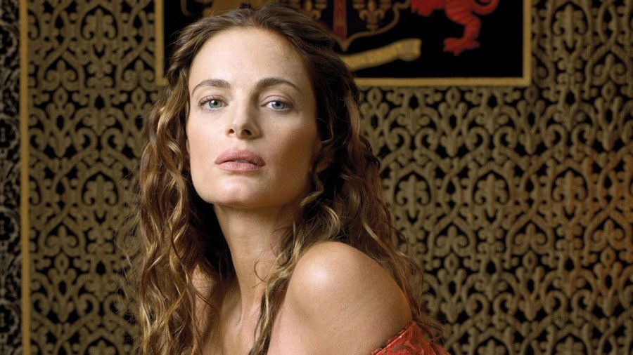Gabrielle Anwar as Princess Margaret, who was actually Princess Mary, on The Tudors