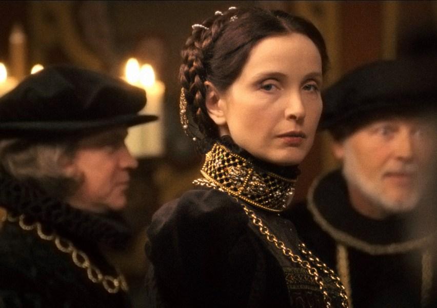 Julie Delpy as Elizabeth Bathory in The Countess (2009)