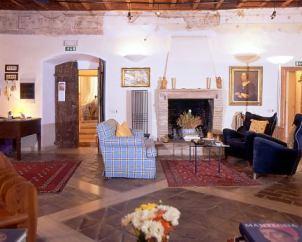 La Torretta Living Room