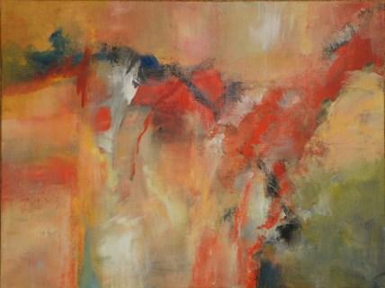 Ann Hart Marquis-Red, Blue, Yellow