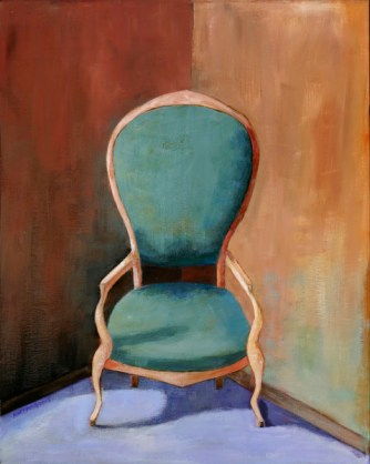 Ann Hart Marquis- a chair that acts as a metaphor