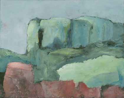 painting study of western Ireland
