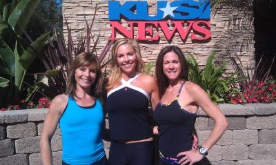 KUSI News segment