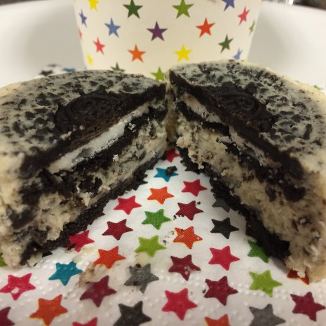 Time for Cookies and Cream