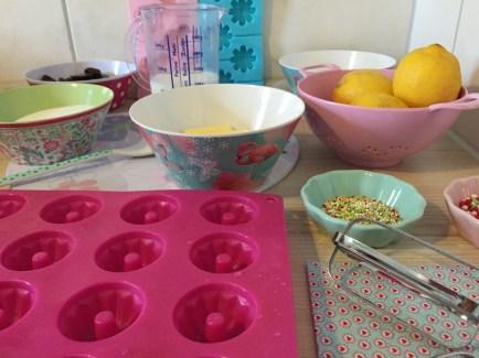 In der Küche von Annibackt - Zitronen-Mini-Gugelhupf
