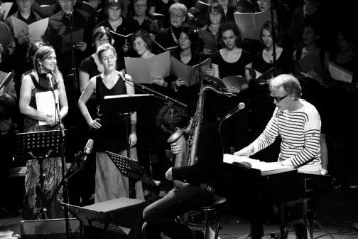 """avec Emmanuel Bex : ,Projet """"Requiem en couleur"""""""