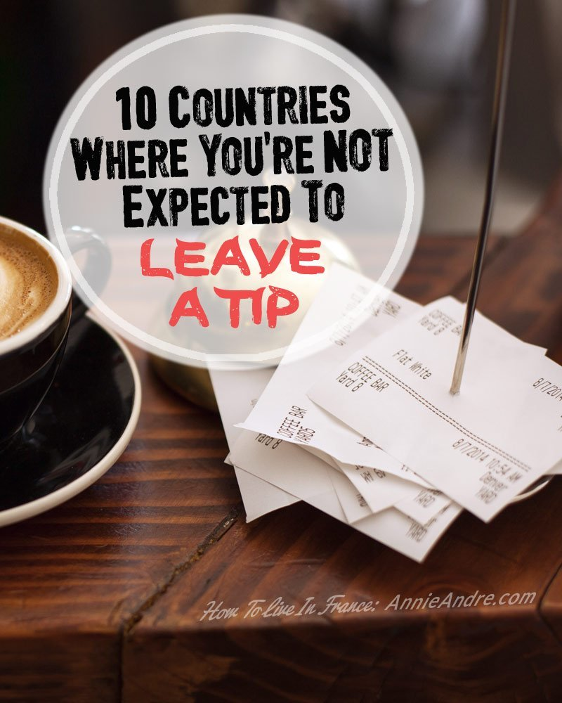10 countries where you're not expected to tip