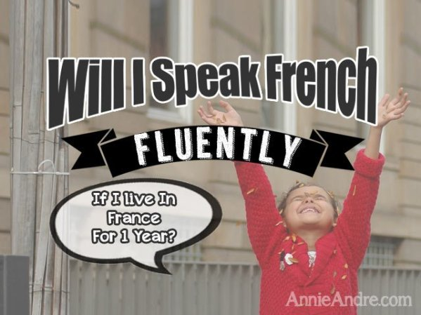 If you live abroad You have the chance to learn a language really well or become bilingual