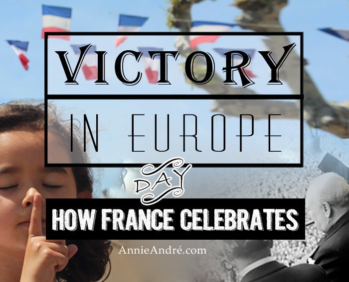 Victory in Europe Day France