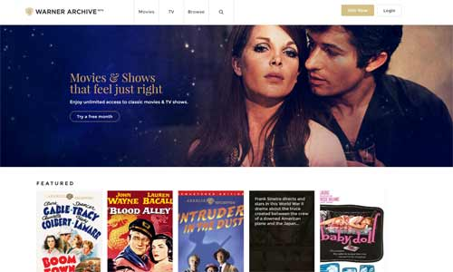 warner archives watch the classic movies online streaming and on demand