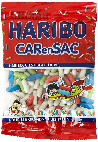 Haribo Candy Carensac bag