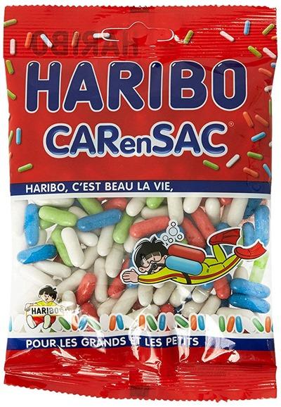 Haribo Candy Carensac bag