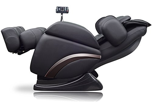Full body Shiatsu massage Chair with Built in Heat Zero Gravity
