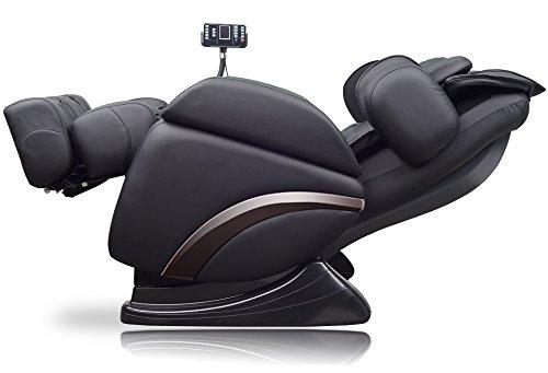 Full body Shiatsu massage Chair with Built in Heat Zero Gravity