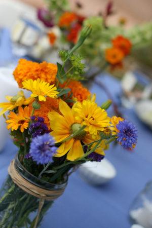 A Wedding Book – wildflowers