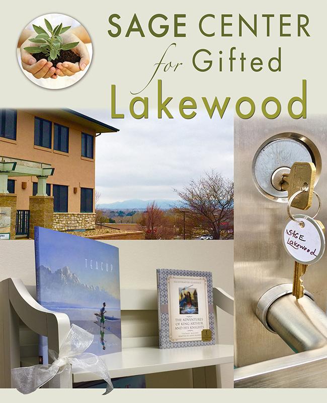 Graphic Design – SAGE Lakewood ad