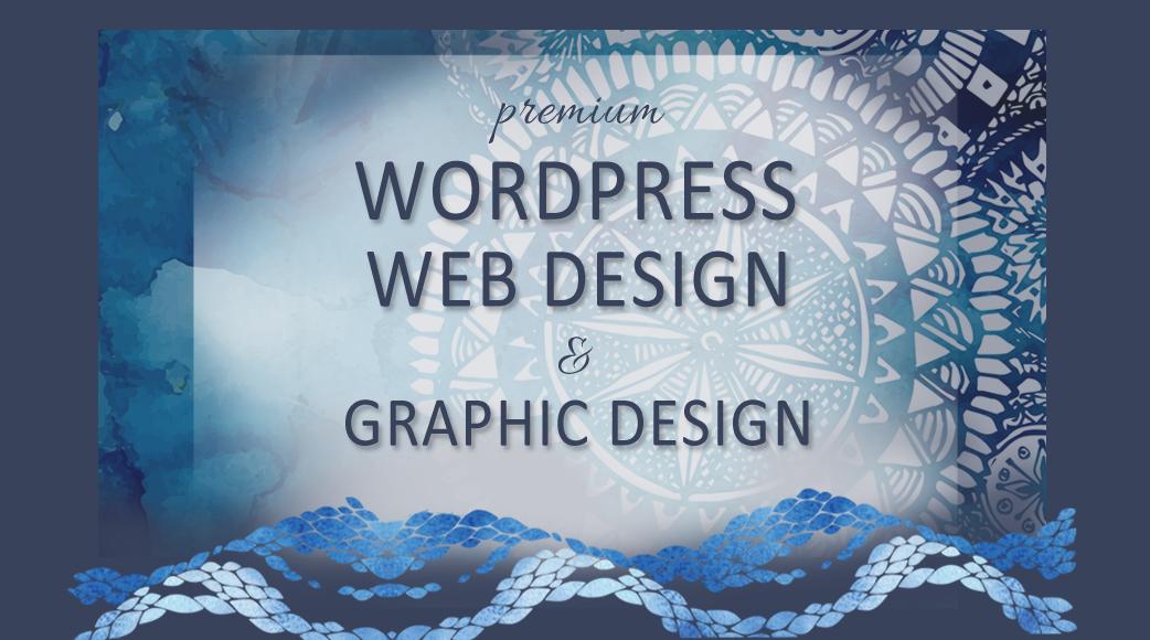 WordPress Web Design and Graphic Design