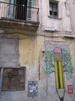 Street art in Sa Gerreria Palma