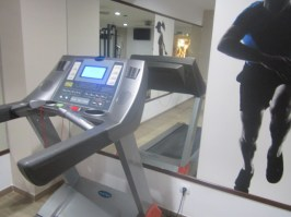 Gym at Riu Bravo