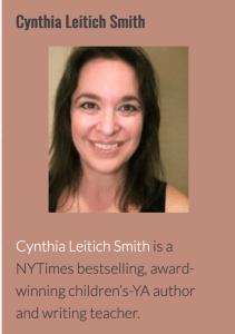 Cynthia Leitich Smith's blog