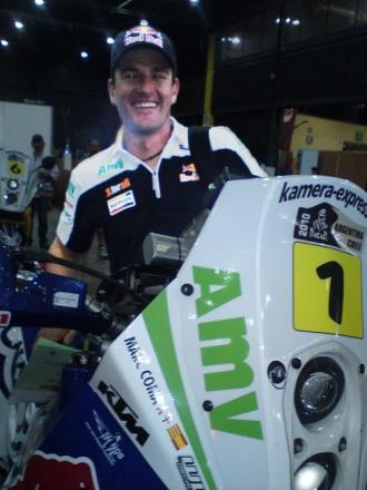 Marc Coma #1 & bike