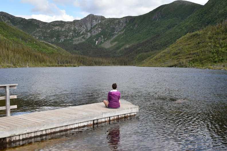 Annie Explore - Lac aux Américains