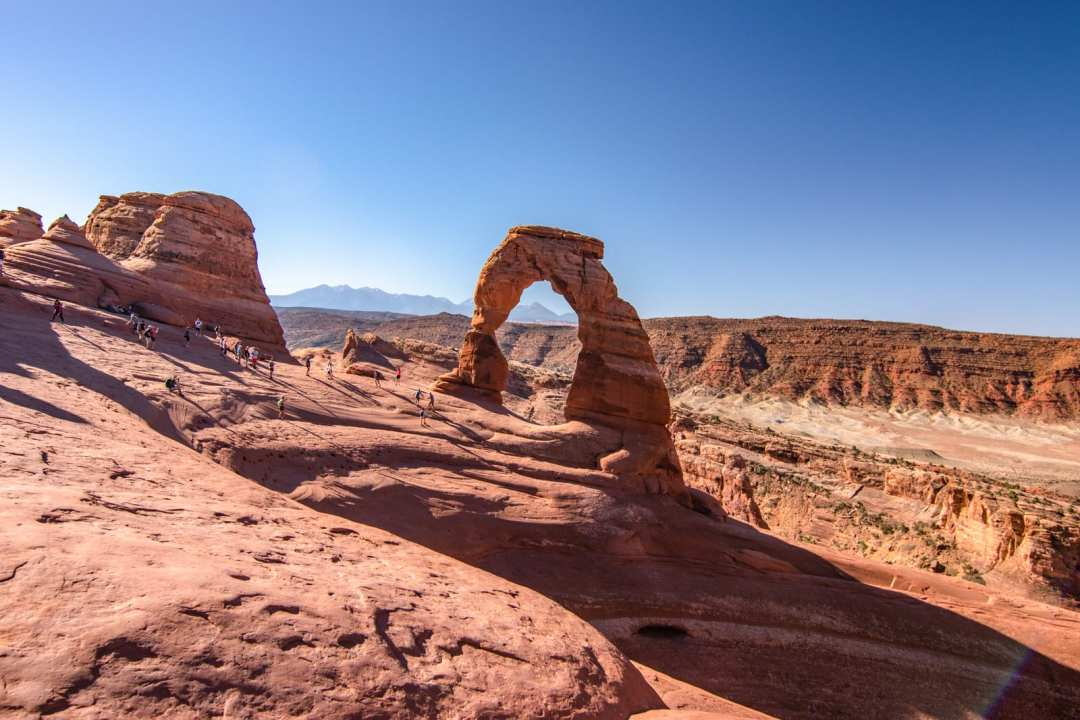 Annie Explore - Parc national des arches