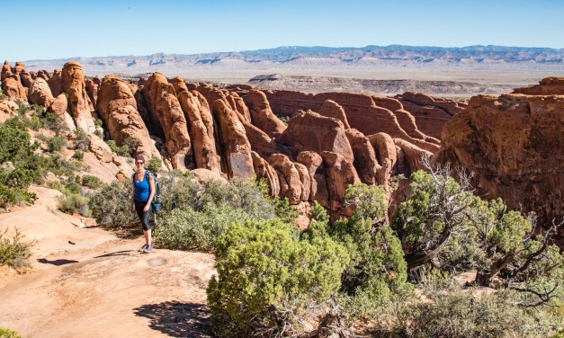 Devil's Garden – Parc National des Arches
