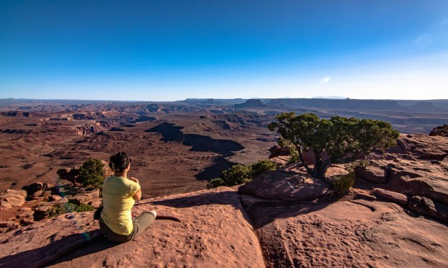 Murphy Point – Canyonlands