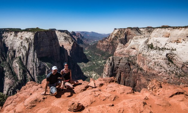 Observation Point – Zion