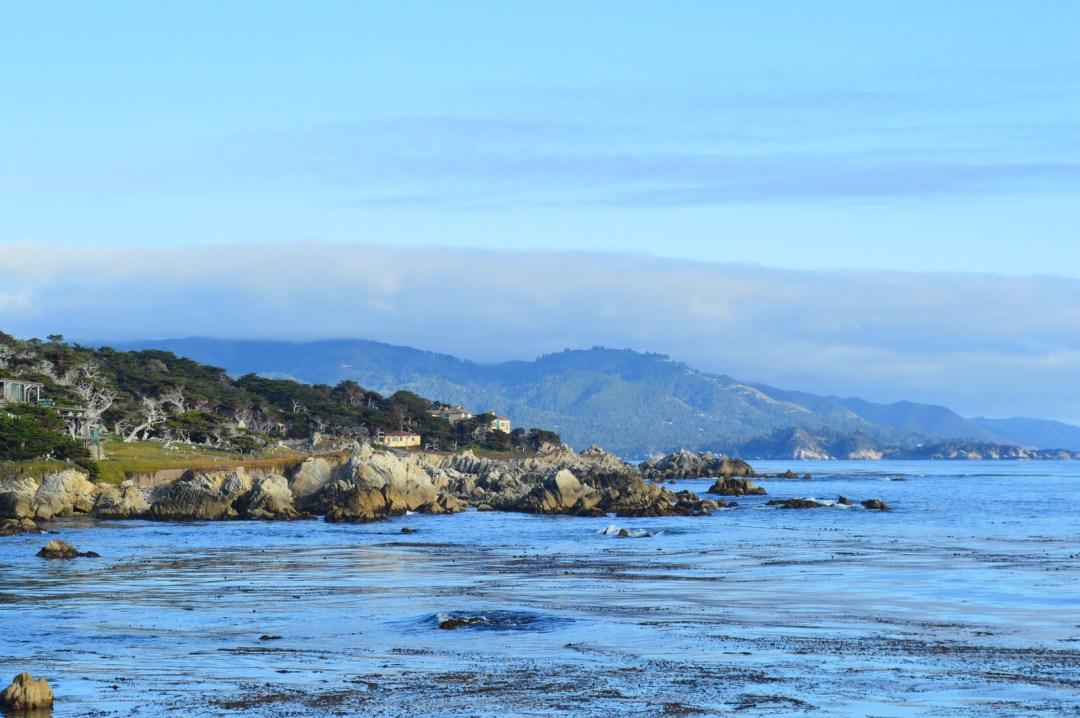 Annie Explore - San Francisco à Monterey