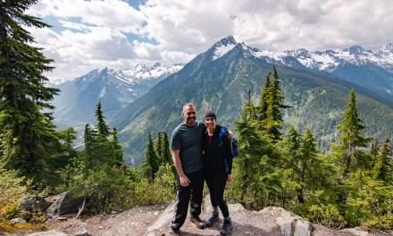 Sentier Marion Lake – Parc national des Glaciers/Canada