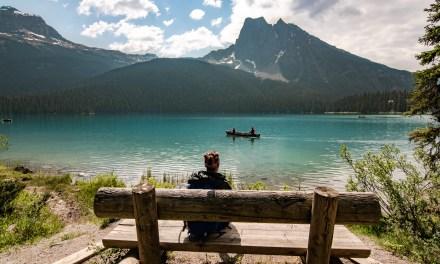 Parc national Yoho – Lac Émeraude et chutes Takakkaw