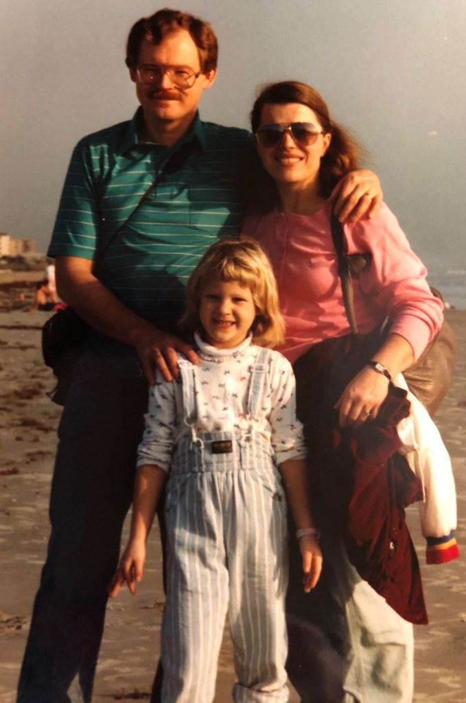 Cocoa Beach 1988