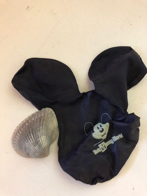 1988 Mickey Mouse Ears balloon from Orlando, FL