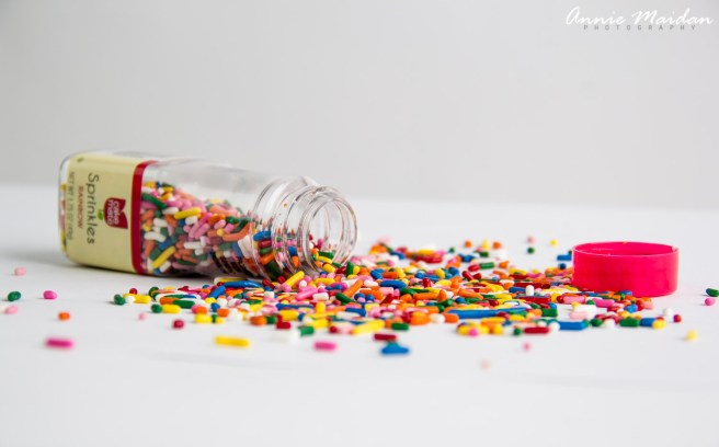 Sprinkle dinkles (: ♥