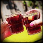 Fall sangria recipe - Annie Meadows, Raleigh Real Estate Agent, Hudson Residential