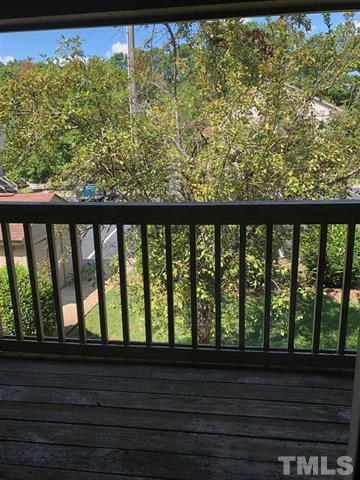Hudson Residential 2506 Avent Ferry Road Raleigh - Deck